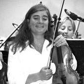 Occasional brass and strings about us string musicians for 6 degrees salon portsmouth nh